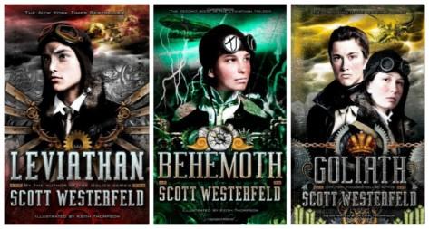 Leviathan Trilogy