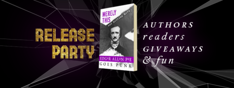 Poe Launch Party Banner